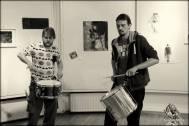 KUD - first gig ever!!!