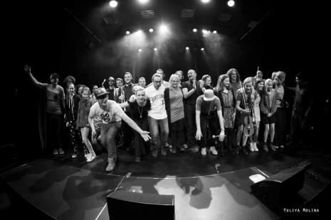 Murat&Jose @ Siti Teater, foto Yuliya Molina