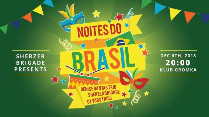 noites do brasil